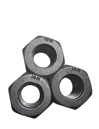 GB1229磷化钢结构螺母