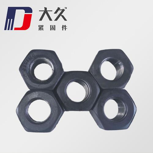 GB6170发黑六角螺母