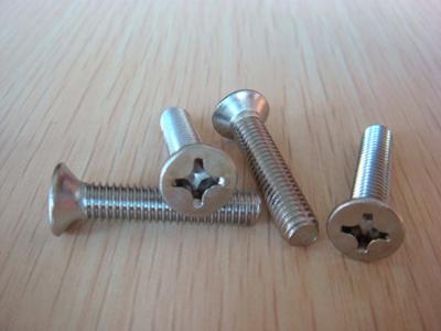 十字沉头螺栓用途和作用