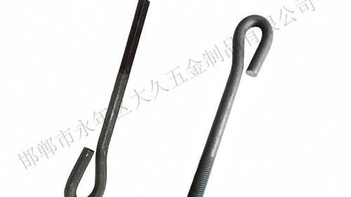 地脚螺栓种类和用途有哪些?
