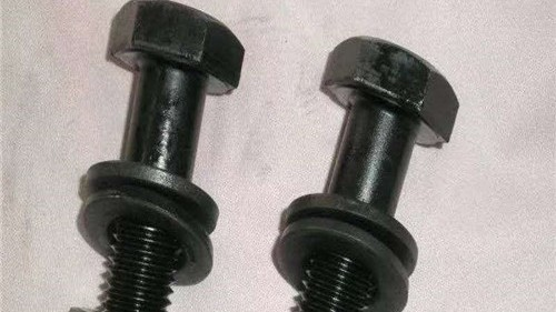 钢结构螺栓表面常见处理方法