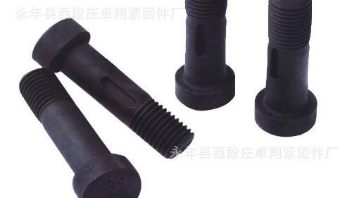高强度螺栓代替临时钢结构螺栓注意什么