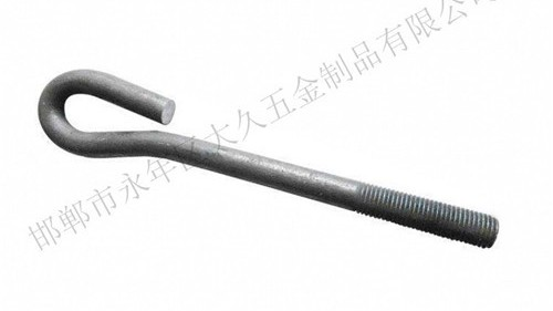 在安装造价计算上,地脚螺栓套什么定额呢