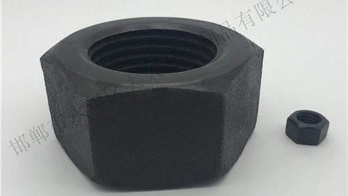 高强镀螺母、碳钢六角螺母、地脚专用螺母