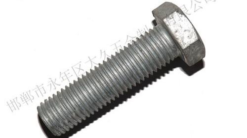 螺栓头部和螺纹分别是怎么加工的