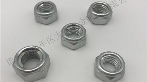 不锈钢防松螺母的特性