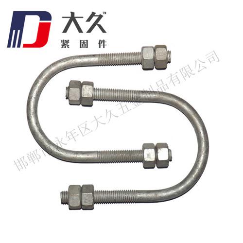 U型螺栓组合(热镀锌)_2