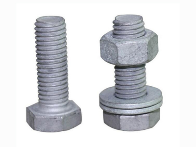 热镀锌螺栓的介绍及应用