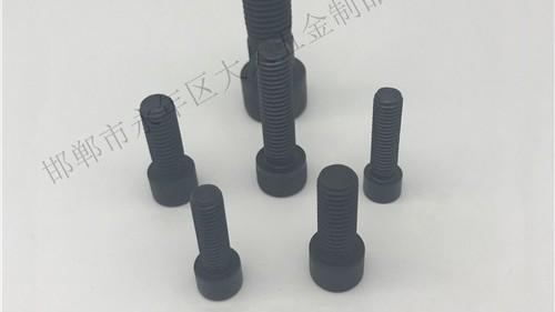 内六角螺栓尺寸标准