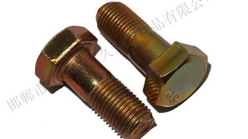 外六角螺栓与内六角螺栓的主要区别