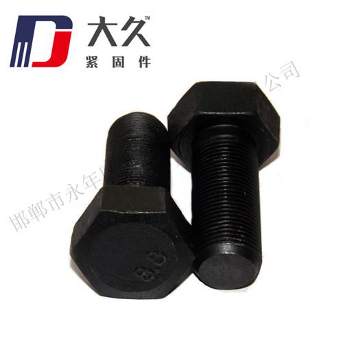 六角螺栓(全牙细牙发黑8.8级)_2