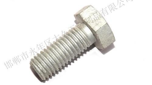 高强度螺栓与普通螺栓的区别