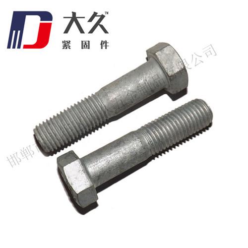 六角螺栓(半牙热镀锌4.8级)_4