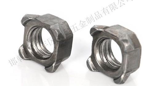 焊接螺母概述