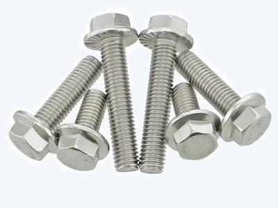 不锈钢螺栓的特点