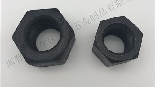 六角螺母按照公称厚度分为I型、II型和薄型三种