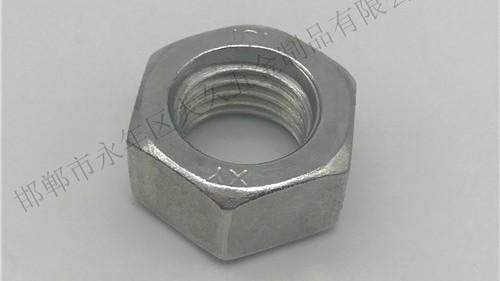 大久简述:紧固件表面处理最常用的三种方法