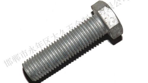 紧固件螺栓与螺钉有何不同之处