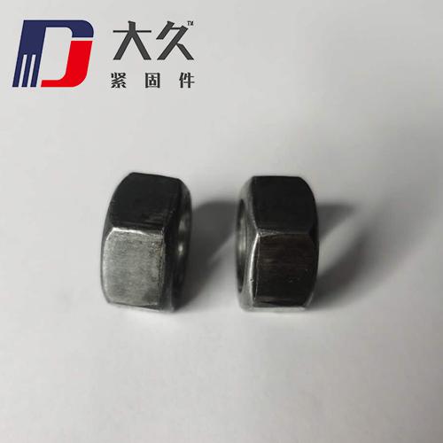 GB52本色六角螺母