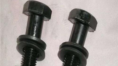 高强度大六角螺栓连接摩擦面应如何处理