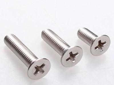 平机螺丝的介绍和使用