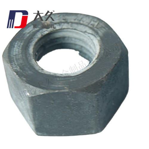 高强度螺母_10级GB1229磷化钢结构螺母