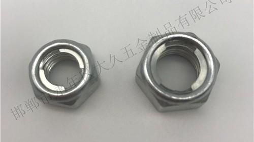 国标锁紧螺母标准尺寸是多少?