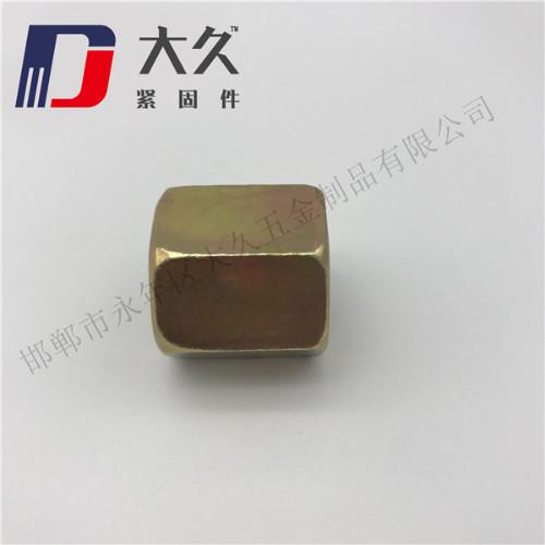 GB56镀锌加厚六角螺母
