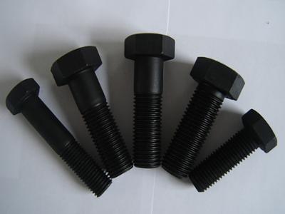 10.9级高强度螺栓和普通螺栓的区别