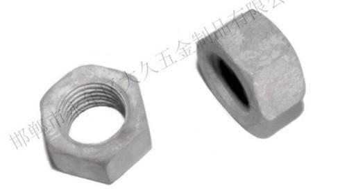 大久简述:热浸镀锌螺栓的优势