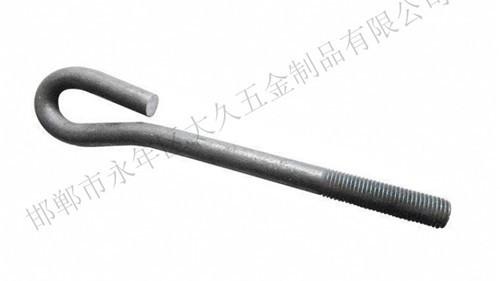 L型地脚螺栓|L型地脚螺栓加工定制|地脚螺栓厂家
