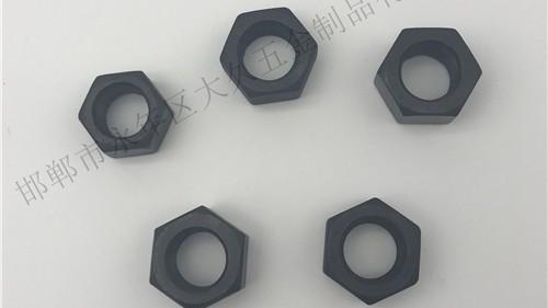 六角螺母标准