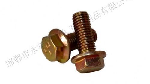 法兰螺丝介绍,法兰螺丝紧固方法及要求