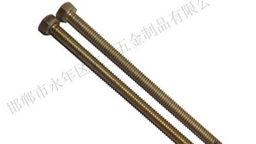 超长螺栓的扭矩系数