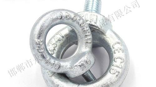 吊环螺栓的技术要求和表面处理