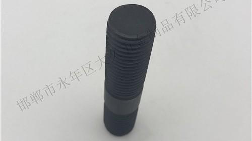 达克罗高强度双头螺栓的连接方法