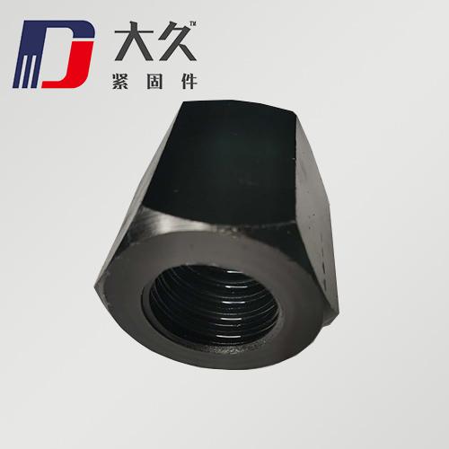 8级GB55发黑加厚高强度螺母