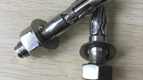 不锈钢膨胀螺丝规格