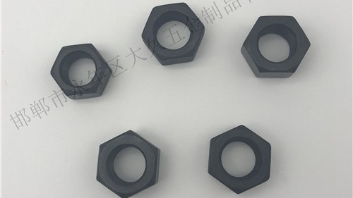 高强度螺栓的螺母和普通的不同吗